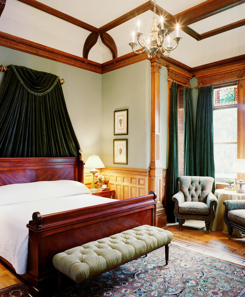 A Luxury Mansion L: Wentworth Mansion, Luxury Hotel In Charleston, United