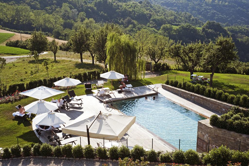 Relais Villa D Amelia Luxury Hotel In Benevello Italy Slh