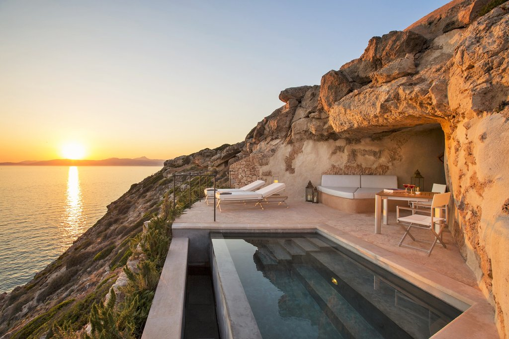 Monday Sunrise Blogging 100906 >> Cap Rocat Luxury Hotel In Mallorca Slh