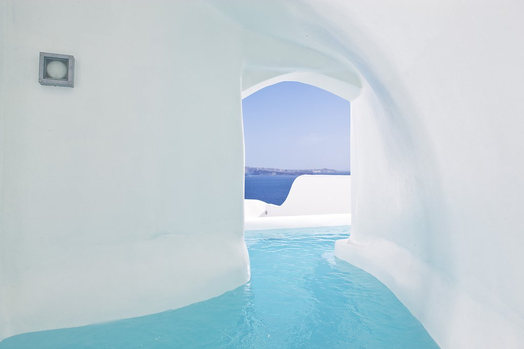 Canaves Oia Hotel Luxury Hotel Santorini Greece Slh