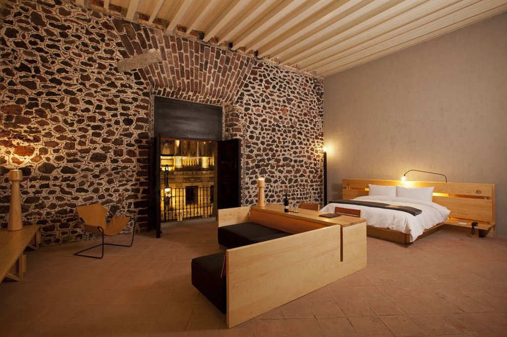 Downtown, Luxury Hotel In Mexico City, Mexico