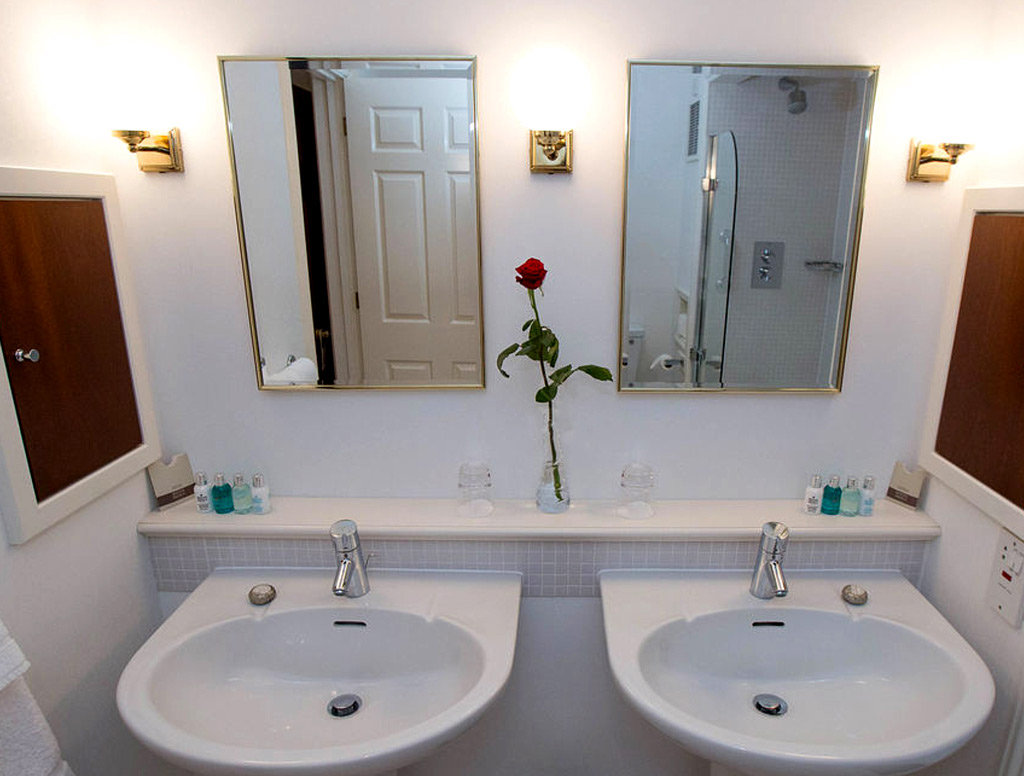 Garden En Suite Bathrooms: The Atlantic Hotel, Luxury Hotel In Jersey, Channel