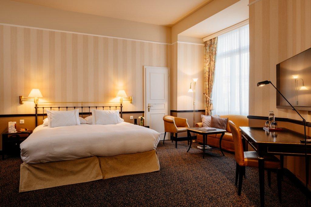Ambassador Zurich Luxury Hotel In Zurich Switzerland Slh